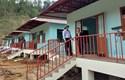 Niềm vui đón Tết trong nhà mới của người dân vùng sạt lở ở Quảng Nam