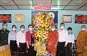 Phó Chủ tịch Trương Thị Ngọc Ánh chúc mừng Đại lễ Phật đản năm 2021 tại TP. Cần Thơ