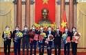 Nghị quyết phê chuẩn đề nghị bổ nhiệm bộ trưởng và thành viên khác của Chính phủ