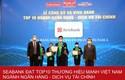 SeABank nằm trong Top 25 Thương hiệu tài chính dẫn đầu và Top 10 Thương hiệu mạnh Việt Nam ngành ngân hàng - dịch vụ tài chính