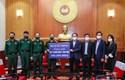 Bộ Quốc phòng ủng hộ 500 triệu đồng vào Quỹ 'Vì người nghèo' Trung ương
