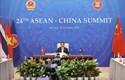 Thủ tướng Phạm Minh Chính tham dự Hội nghị cấp cao ASEAN - Trung Quốc lần thứ 24