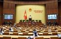 Hôm nay, Quốc hội tiếp tục thảo luận trực tuyến về hai dự án Luật