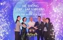 Top 10 thương hiệu xuất sắc Việt Nam vinh danh Sun Group