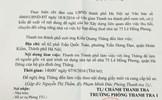 """Hà Nội: Hết Thanh tra mời người chết lên làm việc, Sở Xây dựng còn dội thêm """"đại bác"""" vào quá khứ"""