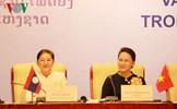 Việt-Lào thảo luận về vai trò nữ đại biểu trong hoạt động Quốc hội