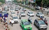 Hà Nội đề xuất tất cả các hãng taxi chung một màu sơn từ 2018
