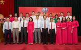 Đại hội Chi bộ Ban Dân chủ - Pháp luật Cơ quan UBTƯ MTTQ Việt Nam