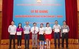 Bế giảng Khóa bồi dưỡng nghiệp vụ công tác Mặt trận năm 2017