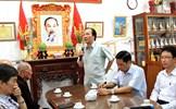 Phó Chủ tịch Ngô Sách Thực khảo sát về công tác tôn giáo tại tỉnh Hậu Giang