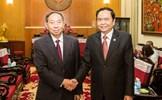 Tiếp tục vun đắp mối quan hệ hữu nghị, hợp tác giữa Việt Nam và Trung Quốc