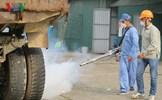 Vì sao phun hóa chất diện rộng mà Hà Nội vẫn nhiều muỗi?