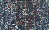 Kinh hoàng cảnh tắc đường vào giờ cao điểm trên thế giới
