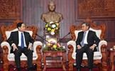 Điện mừng nhân kỷ niệm 55 năm thiết lập quan hệ ngoại giao Việt Nam - Lào