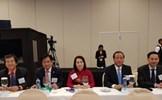 Hoạt động của đoàn UBTƯ MTTQ Việt Nam tại Hội nghị quốc tế -  Đại hội đồng AICESIS 2017