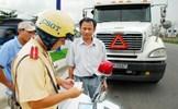 Người tham gia giao thông được sử dụng bản sao Giấy đăng ký xe