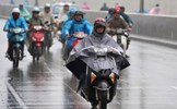 Bắc Bộ vẫn có mưa, gần biển Đông xuất hiện bão và áp thấp nhiệt đới