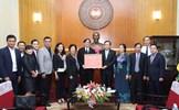 Thái Lan trao tiền ủng hộ các tỉnh miền núi phía Bắc khắc phục hậu quả mưa lũ