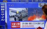 Triều Tiên phóng tên lửa, đe dọa chiến tranh