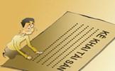 Kê khai tài sản thu nhập cá nhân liệu đã minh bạch?