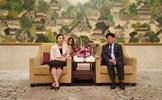 Đoàn UBTƯ MTTQ Việt Nam thăm hữu nghị Trung Quốc