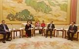Hội đàm về công tác Mặt trận giữa hai nước Việt Nam - Trung Quốc