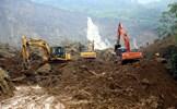 Khẩn trương khắc phục hậu quả vụ sạt lở đất đá tại Tân Lạc, Hòa Bình