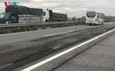Cao tốc Nội Bài - Lào Cai liên tục sụt, lún: Do thiết kế, thi công?