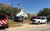 27 người thiệt mạng trong vụ xả súng ở nhà thờ tại Mỹ