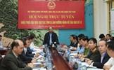 Thủ tướng chủ trì họp khẩn khắc phục hậu quả bão số 12