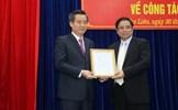 Đồng chí Nguyễn Quang Dương giữ chức Bí thư Tỉnh ủy Bạc Liêu