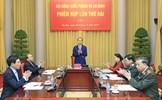 Phiên họp thứ hai Hội đồng Quốc phòng và An ninh