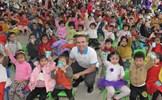 65.000 trẻ em được tiếp cận Chương trình giáo dục dinh dưỡng và phát triển thể lực trẻ em