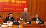 Tổng Bí thư dự phiên họp thứ 4 Hội đồng Lý luận Trung ương