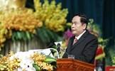 Thư chúc mừng năm mới của Chủ tịch Trần Thanh Mẫn