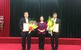 Bổ nhiệm Trưởng ban Tổ chức - Cán bộ và Thư ký Chủ tịch UBTƯ MTTQ Việt Nam
