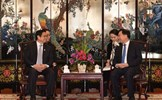 Đồng chí Phạm Minh Chính và Đoàn Ban Tổ chức Trung ương thăm tỉnh Quảng Đông của Trung Quốc
