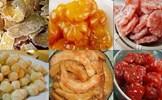 Thực phẩm nhuộm màu: Bắt mắt nhưng nguy hiểm
