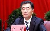 Ông Uông Dương được bầu làm Chủ tịch Chính hiệp toàn quốc Trung Quốc