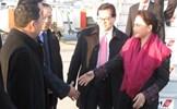Chủ tịch Quốc hội Nguyễn Thị Kim Ngân và Đoàn đại biểu cấp cao Quốc hội đến TP Geneva (Thụy Sĩ)