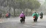 Thời tiết hôm nay: Bắc bộ chuyển rét và mưa rào trên diện rộng