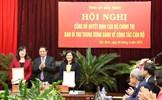 Đồng chí Đào Hồng Lan được luân chuyển làm Phó Bí thư Tỉnh ủy Bắc Ninh