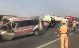 Báo động tai nạn trên cao tốc: Tốc độ cao - ý thức thấp!