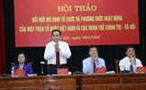 Tinh gọn bộ máy: MTTQ Việt Nam sắp xếp tinh giản 23 đơn vị cấp phòng