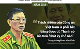 Những phát ngôn chống tiêu cực của cựu Trung tướng Phan Văn Vĩnh