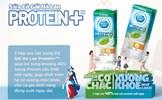 Cô gái Hà Lan ra mắt sữa tiệt trùng có đường Protein+TM mới đáp ứng 40% nhu cầu Protein hàng ngày