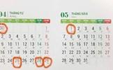 Đi làm dịp nghỉ lễ 30/4 và 1/5 được tính lương thế nào?