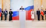 Tổng thống Putin nhậm chức với ủng hộ vững chắc từ cử tri Nga