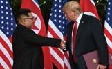 Toàn văn tuyên bố chung lịch sử Tổng thống Mỹ và Lãnh đạo Triều Tiên