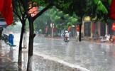 Miền Bắc có mưa to trên diện rộng